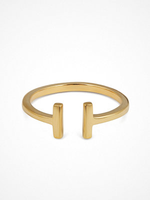Syster P Strict Plain Bar Ring