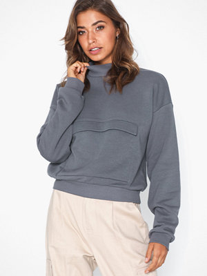 NLY Trend Front Pocket Sweat