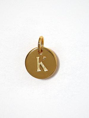 Syster P smycke Beloved Mini Letter K