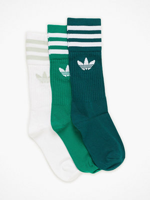Strumpor - Adidas Originals Solid Crew Sock