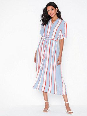 Selected Femme Slfrory Ss Midi Dress B