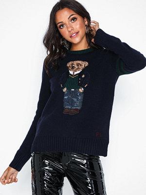 Polo Ralph Lauren Bear-Long Sleeve-Sweater