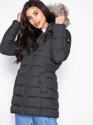 Only onlNORTH Nylon Coat Cc Otw Svart