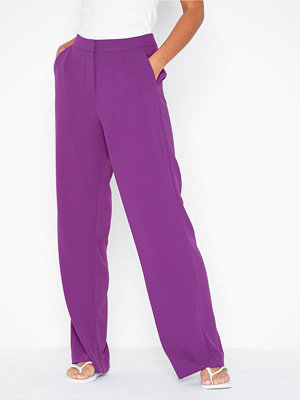 NLY Trend lila byxor My Favourite Pants