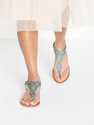Vero Moda Vmliv Leather Sandal