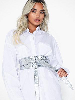 Bälten & skärp - NLY Accessories Silver Waist Belt