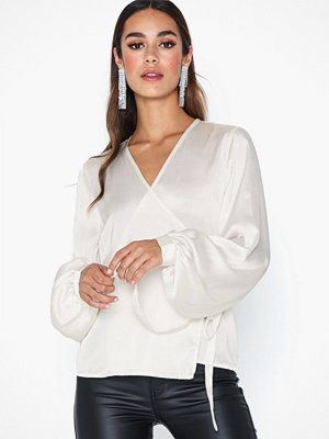 Blusar - Object Collectors Item Objalina L/S Balloon Blouse Rep