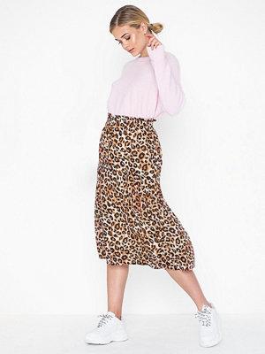 Selected Femme Slfleoni Hw Midi Skirt B
