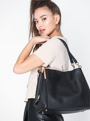 Handväskor - Coach Polished Pebble Lthr Dalton 31 Shoulder Bag