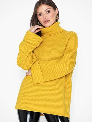 Selected Femme Slfsaga Ls Knit Rollneck B