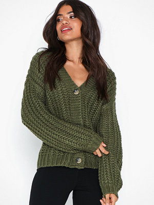 Noisy May Nmsteve L/S Knit Cardigan Noos