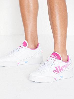 Ellesse El Piacentino White/Super Pink