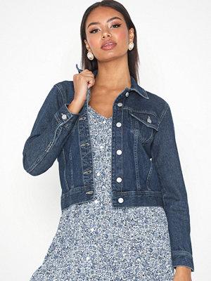 Jeansjackor - Jacqueline de Yong Jdyselena Denim Jacket Dnm