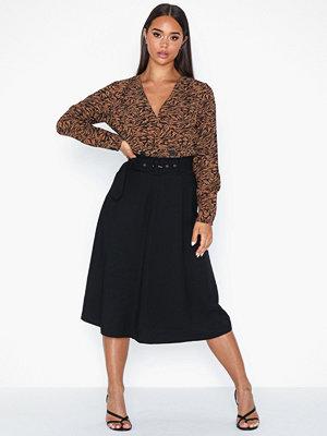 Vila Vidacota Hw Midi Skirt