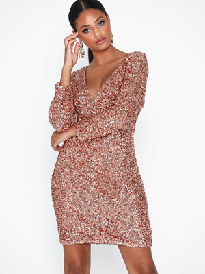 NLY Trend Fierce Sequin Dress