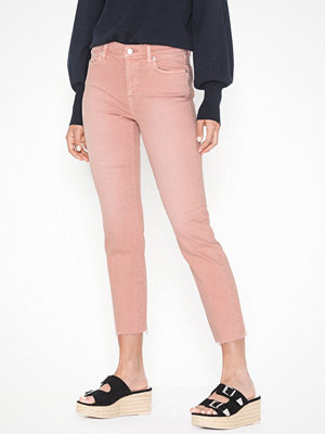 Lauren Ralph Lauren Prm Str Ank-5-Pocket-Denim