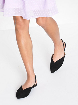 Pieces Pscameo Sling Back Sandal