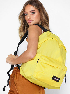 Eastpak gul ryggsäck Padded Pak'R Yellow