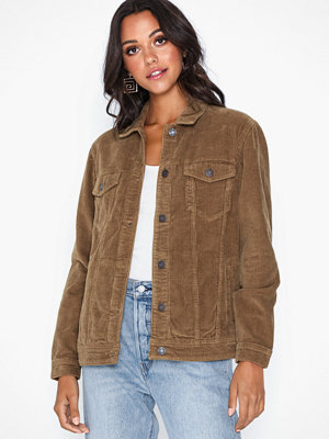 Noisy May Nmole L/S Wide Corduroy Jacket X