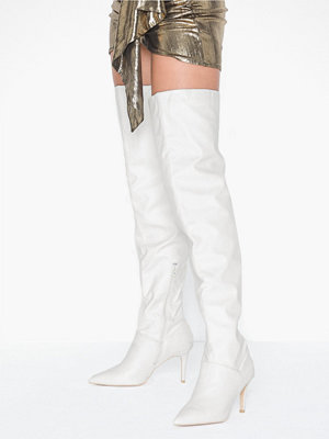 Stövlar & stövletter - NLY Shoes I'm So Extra Thigh High Boot