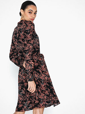 Jacqueline de Yong Jdytrista L/S Dress Wvn Exp