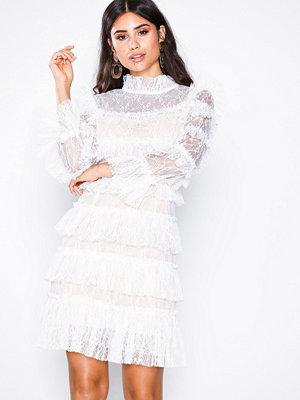 By Malina Carmine mini dress