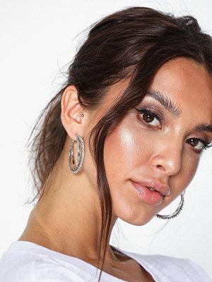 Pieces örhängen Pcilyssa Hoop Earrings