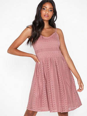 Vero Moda Vmhoney Lace Pleated Singlet Dress
