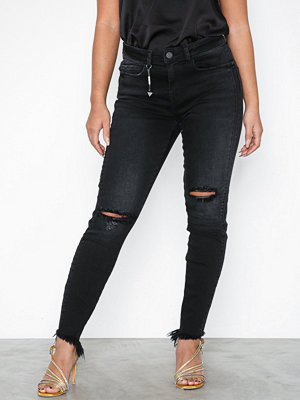 Noisy May Nmlexi Hw Skinny Ank Cut Jeans AZ03