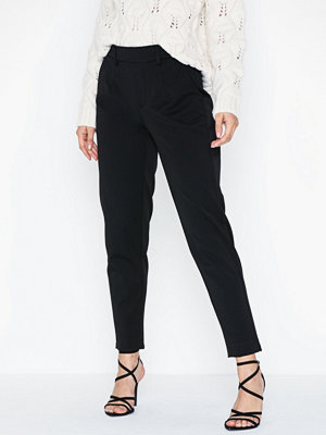 Object Collectors Item svarta byxor Objlisa Slim Pant Noos