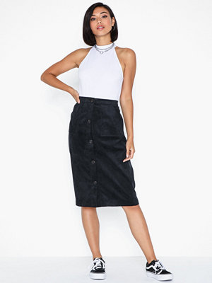 Vila Vijosy Button Hw Skirt