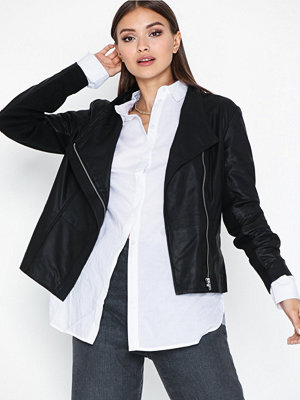 Skinnjackor - Y.a.s Yasdaniella Naplon Jacket