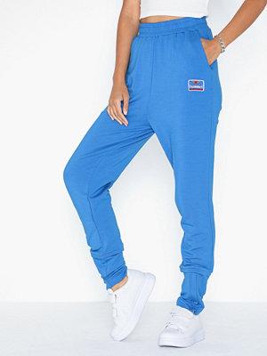 Hummel Hive blå byxor Cia Pants