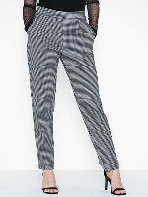 Jacqueline de Yong grå byxor Jdyhaley Ancle Pants Jrs