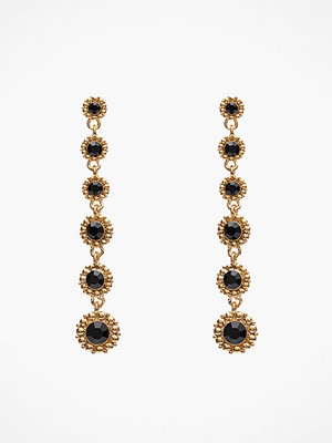 Lily and Rose örhängen Petite Celeste earrings Svart