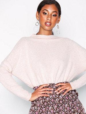 Only Onlkleo L/S Plain Pullover Knt Rosa