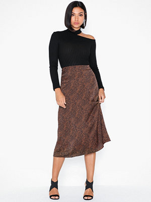 Only Onlalexa Midi Skirt Wvn