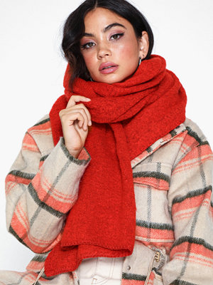 Halsdukar & scarves - Only Onllima Knit Long Scarf