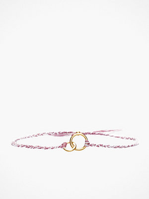 Santai armband Connected Bracelet Dusty Pink