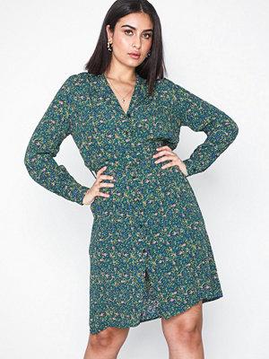 Object Collectors Item Objshannon L/S Shirt Dress a Ps