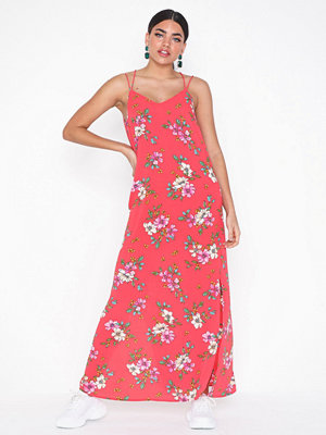 Jacqueline de Yong Jdytrick Treats S/L Maxi Dress Wvn