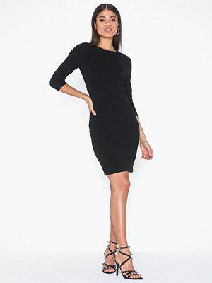 Jacqueline de Yong Jdylauren 3/4 Back Detail Dress Jrs