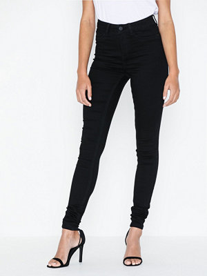 Noisy May Nmcallie Hw Skinny Jeans VI023BL N