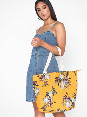 Handväskor - Only Onlelia Canvas Shopper Bag