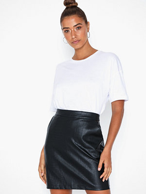 Noisy May Nmkelly Crocodile Nw Pu Skirt