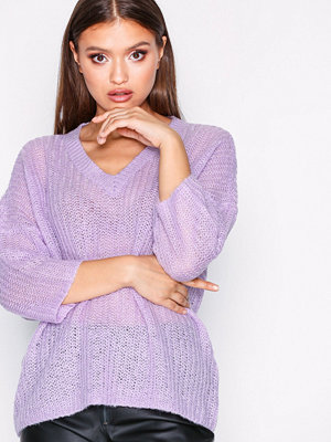 Only onlSAN Diego 3/4 V-Neck Pullover Kn