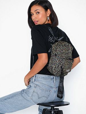 Fila mönstrad ryggsäck VARBERG AOP mini strap backpack