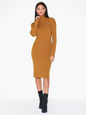 Object Collectors Item Objthessa Rib L/S Dress a Wi