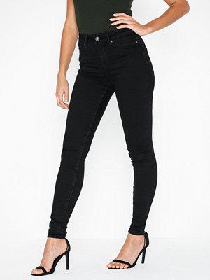 Noisy May Nmvicky Nw Skinny Jeans BA055 Bl Bg