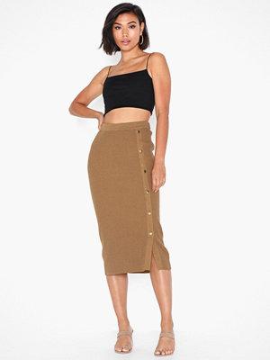 Vila Visolda Knit Skirt/As